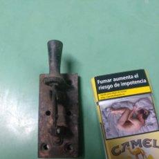 Antigüedades: ANTIGUO INTERRUPTOR DE CUCHILLAS. Lote 103865428