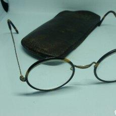 Antigüedades: ANTIGUAS GAFAS PASTA. Lote 103933379