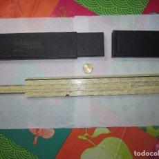 Antigüedades: REGLA DE CALCULO FABER CASTELL 1/98. Lote 103936367
