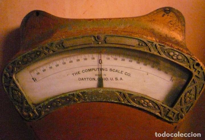 Antigüedades: THE COMPUTING SCALE Co. - Foto 2 - 103937127