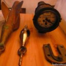 Antigüedades: CORREDERA MECANICA PLATH-GEOMAR HAMBURGO-MADRID PATENTE Nº 237640. Lote 103957691