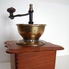 Antigüedades: MOLINILLO DE CAFÉ MARCA ZASSENHAUS. ALEMANIA. CA. 1880/1895. Lote 103975179