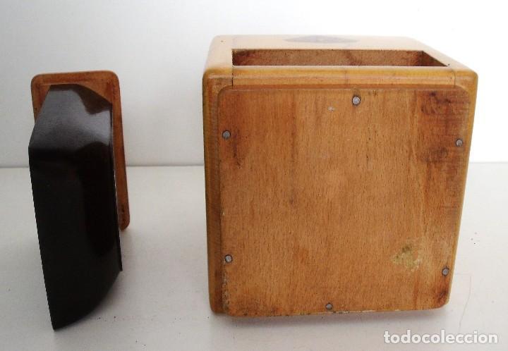 Antigüedades: MOLINILLO DE CAFÉ MARCA DIENES. MODELO 5226-L. ALEMANIA. CA. 1950 - Foto 12 - 103999495