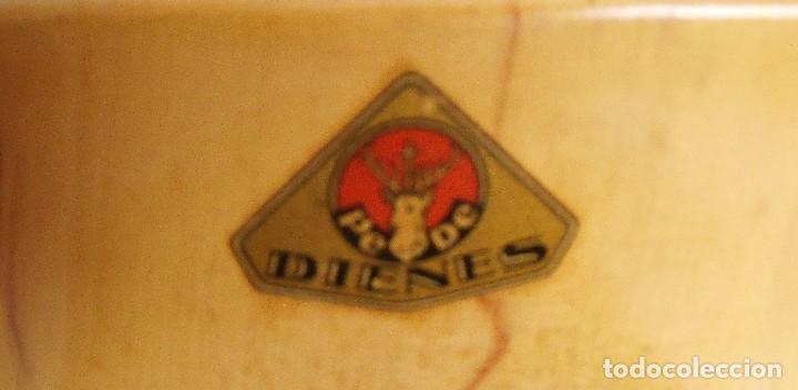 Antigüedades: MOLINILLO DE CAFÉ MARCA DIENES. MODELO 5226-L. ALEMANIA. CA. 1950 - Foto 21 - 103999495