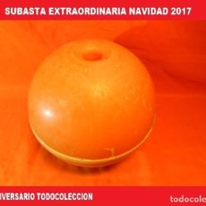 Antigüedades: ENORME BOLLA NÁUTICA DE 65 CM. DE PERÍMETRO. Lote 104038067