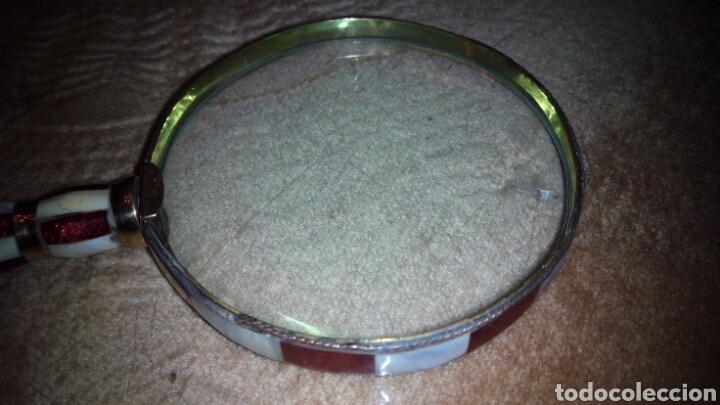 Antigüedades: Gan Lupa de Esmalte 10 cm diametro - Foto 6 - 104095651