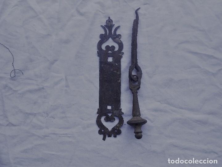 Antigüedades: ardaba llamador antiguo - Foto 3 - 104203683