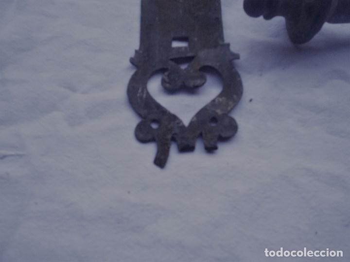 Antigüedades: ardaba llamador antiguo - Foto 6 - 104203683