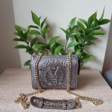 Antigüedades: VERSACE JEANS CLUTCH. Lote 104218455