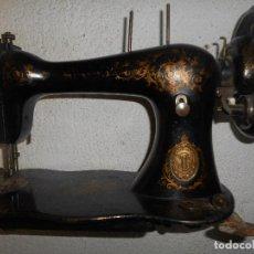 Antigüedades: ANTIGUA CABEZA MAQUINA DE COSER SINGER. Lote 104224043