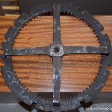 Antigüedades: ELEMENTO HIERRO CIRCULAR(50€). Lote 104323183