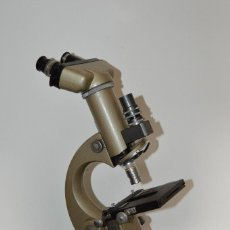 Antigüedades: ANTIGUO MICROSCOPIO ¨C. BAKER¨, LONDON.. Lote 104365151