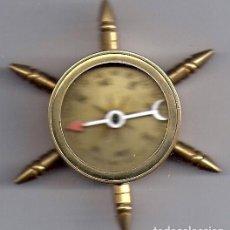 Antigüedades: PRECIOSA BRUJULA MARINA. Lote 104367187