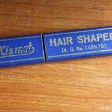 Antigüedades: KISMET MADE IN GERMANY HAIR SHAPER PARA EL CABELLO COMPLEMENTOS BARBERÍA NAVAJAS. Lote 104579291