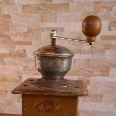 Antigüedades: MOLINILLO DE CAFE EVA. Lote 104635715