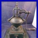 Antigüedades: PRECIOSO MOLINILLO DE CAFE ANTIGUO MARCA PEUGEOT FRERES. Lote 104721659
