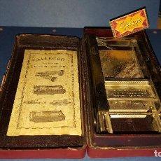 Antigüedades: AFILADOR DE CUCHILLAS ALLEGRO. Lote 104830839