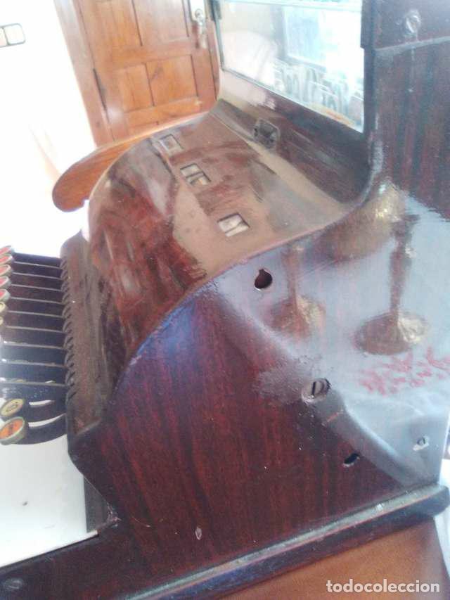 Antigüedades: caja registradora - Foto 4 - 104850815