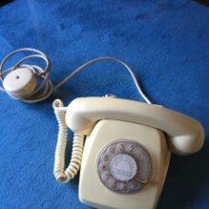 Teléfonos: ANTIGUO TELÉFONO VINTAGE DE SOBREMESA - CITESA ESPAÑA AÑOS 60. Lote 105077346