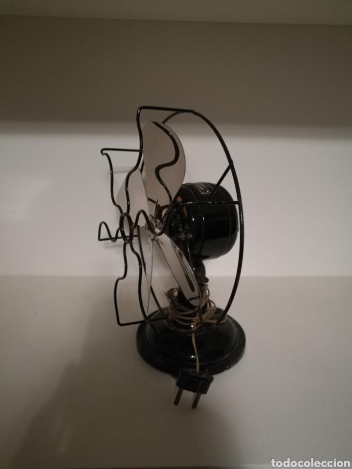 Antigüedades: Ventilador Numax - Foto 2 - 105105875