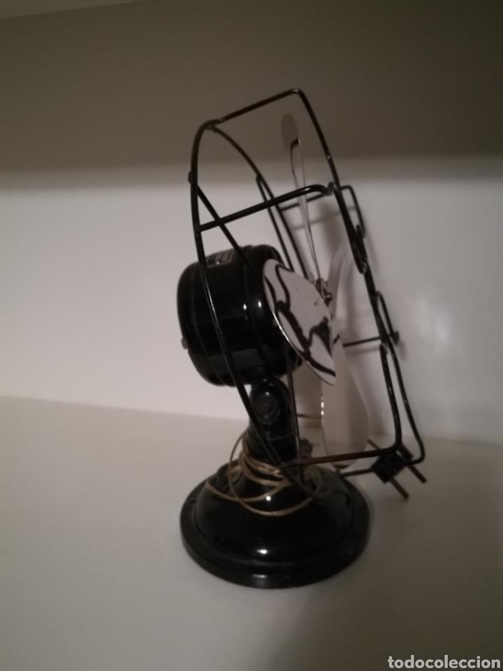 Antigüedades: Ventilador Numax - Foto 3 - 105105875