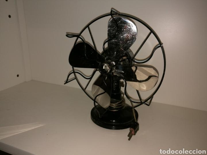 Antigüedades: Ventilador Numax - Foto 4 - 105105875