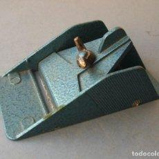 Antiquitäten - pequeño cepillo de modelismo, DBGM , 8x4,5cm aprox - 105129147
