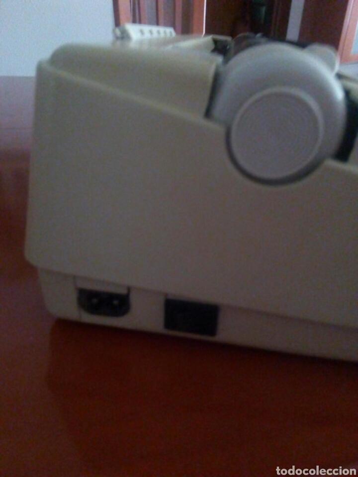 Antigüedades: Máquina escribir eléctrica Carrera Olympia - Foto 5 - 105237740