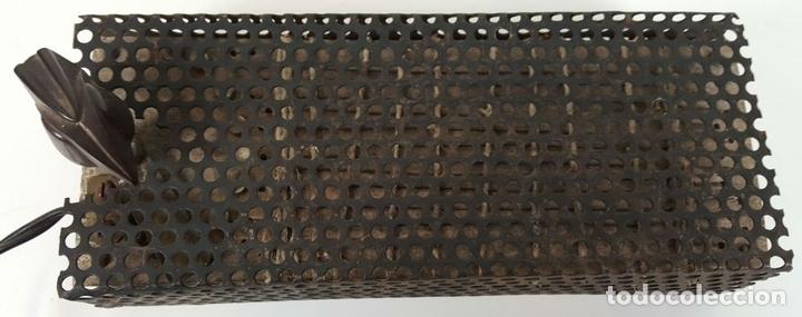 Antigüedades: PROYECTOR EUMIG. FABRICADO EN AUSTRIA. MALETA DE MADERA. CIRCA 1950. - Foto 20 - 133501049