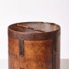 Antigüedades: MEDIDA DE GRANO DOBLE DECÁLITRO. Lote 105584399