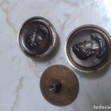 Antigüedades: TIRADORES DE POMO. Lote 105639851