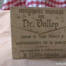 Antigüedades: ANTIGUA CAJA DE MEDICAMENTO. Lote 105700867