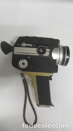 ANTIGUA CAMARA TOMAVISTAS FUJICA SINGLE 8 - Z600 - (Antigüedades - Técnicas - Aparatos de Cine Antiguo - Cámaras de Super 8 mm Antiguas)