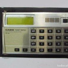 Antigüedades: CALCULADORA CASIO PW 80. Lote 105816631