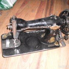 Antigüedades - Antigua maquina de coser Singer - sin pié - solo cabeza - sin probar - 105832231