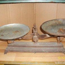 Antigüedades: BALANZA FORCE DE 10 KILOS. Lote 105897515