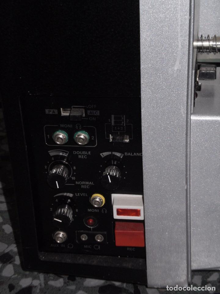 Antigüedades: PROYECTOR DE CINE SONORO , ELMO , SOUND ST-1200 HD M 2- TRACK , ( MADE IN JAPAN ) GENERAL BUENO-VER - Foto 3 - 105932355