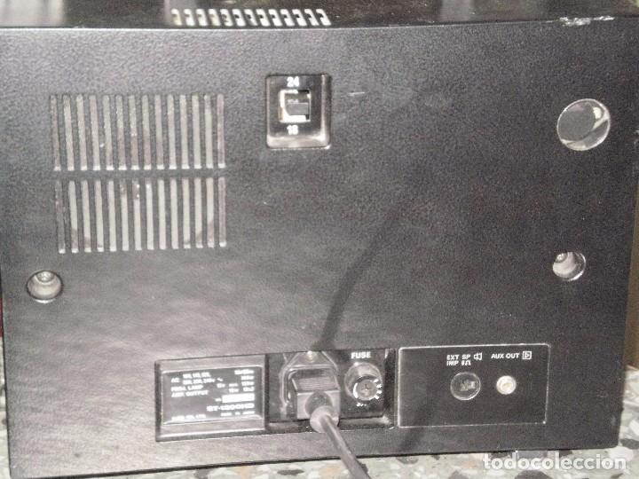 Antigüedades: PROYECTOR DE CINE SONORO , ELMO , SOUND ST-1200 HD M 2- TRACK , ( MADE IN JAPAN ) GENERAL BUENO-VER - Foto 5 - 105932355
