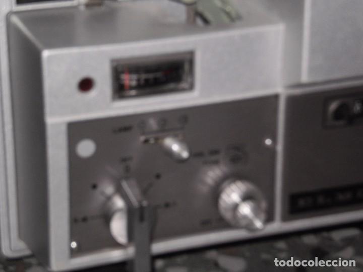 Antigüedades: PROYECTOR DE CINE SONORO , ELMO , SOUND ST-1200 HD M 2- TRACK , ( MADE IN JAPAN ) GENERAL BUENO-VER - Foto 7 - 105932355