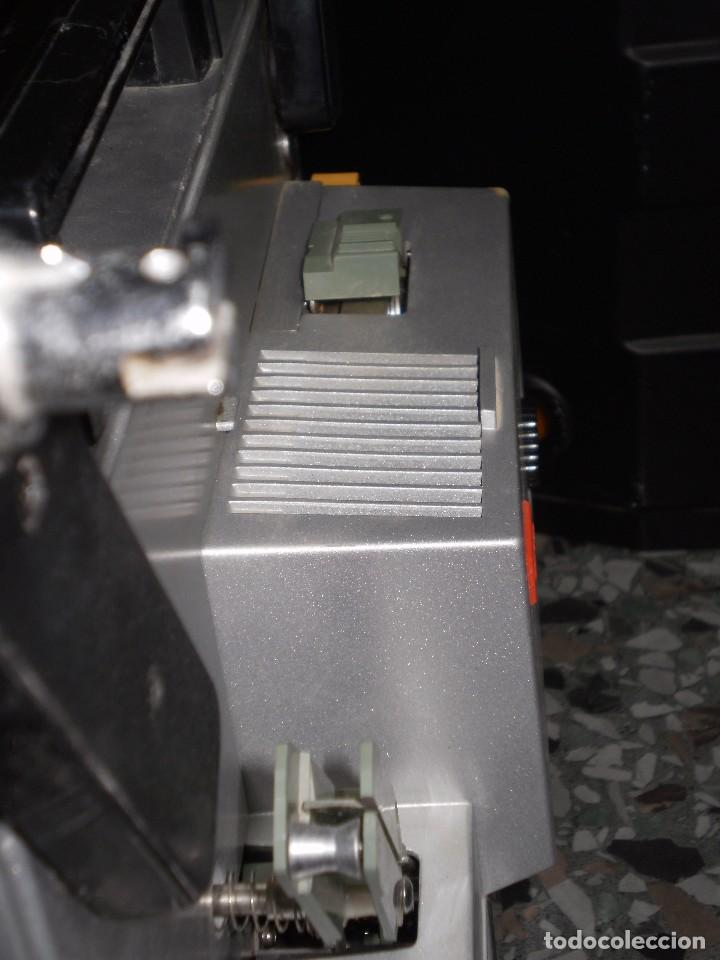Antigüedades: PROYECTOR DE CINE SONORO , ELMO , SOUND ST-1200 HD M 2- TRACK , ( MADE IN JAPAN ) GENERAL BUENO-VER - Foto 13 - 105932355