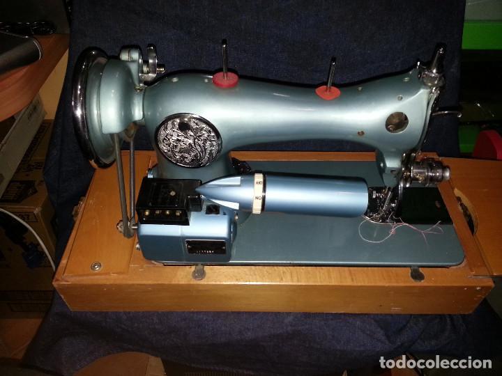 MAQUINA DE COSER SEW-TRIC REGENCY (Antigüedades - Técnicas - Máquinas de Coser Antiguas - Otras)