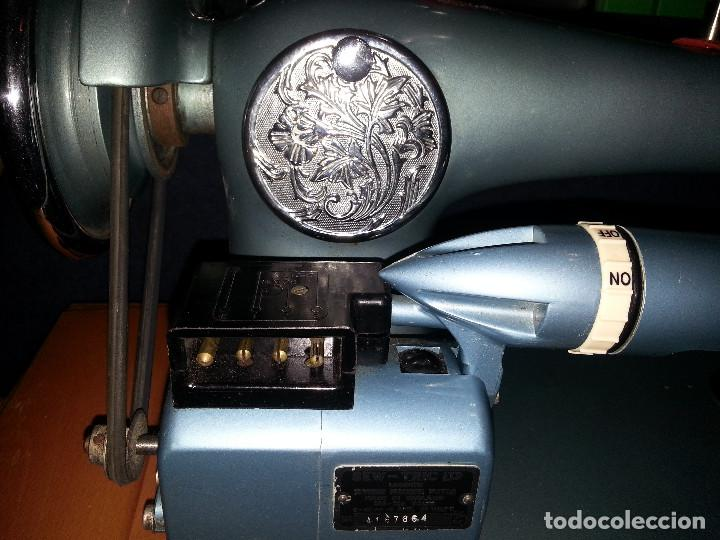 Antigüedades: MAQUINA DE COSER SEW-TRIC REGENCY - Foto 3 - 105949579