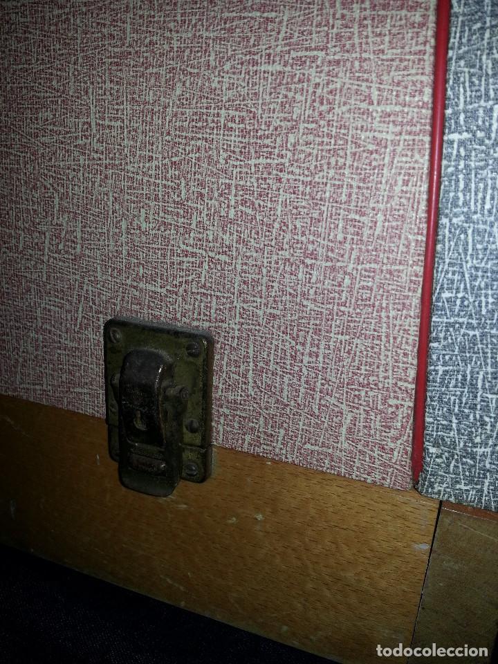 Antigüedades: MAQUINA DE COSER SEW-TRIC REGENCY - Foto 12 - 105949579