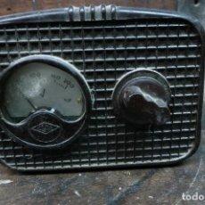 Antigüedades: APARATO ELECTRONICO VOLTIMETRO. Lote 105998943