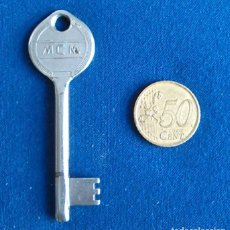 Antigüedades: LLAVE ANTIGUA. MCM.. Lote 106011431