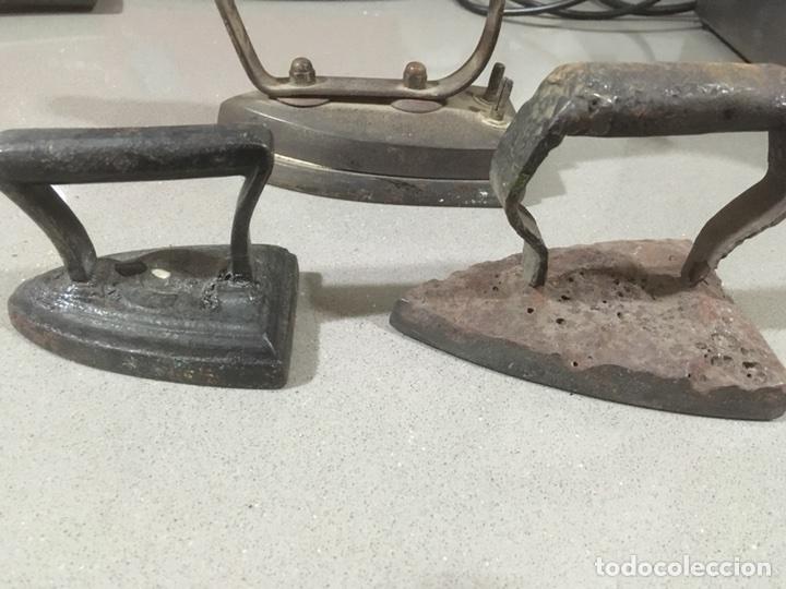 Antigüedades: PLANCHA DE CARBON - Foto 2 - 106024411