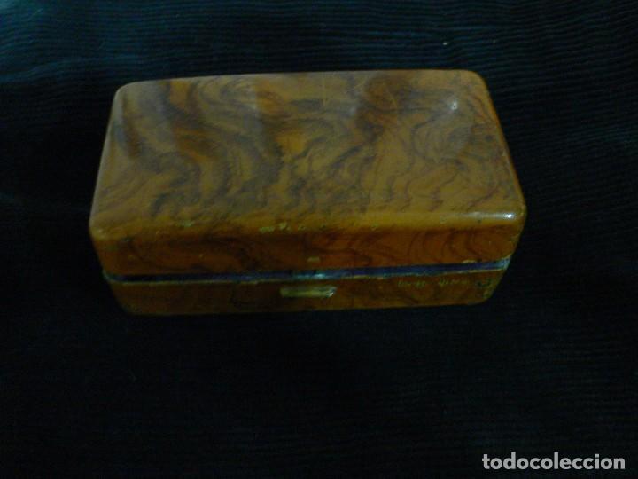 Antigüedades: MAQUINILLA AFEITAR ANTIGUA MARCA MARAVILLA COMPLETA - Foto 9 - 106074883