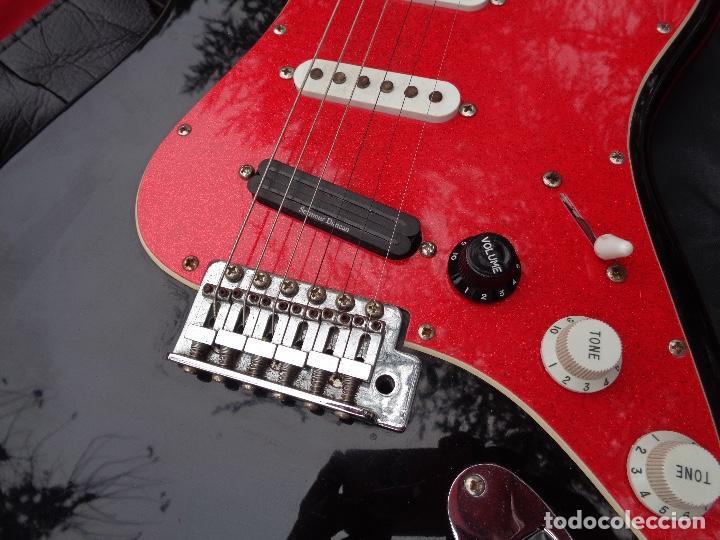 Antigüedades: guitarra eléctrica Fender - Foto 2 - 106079155
