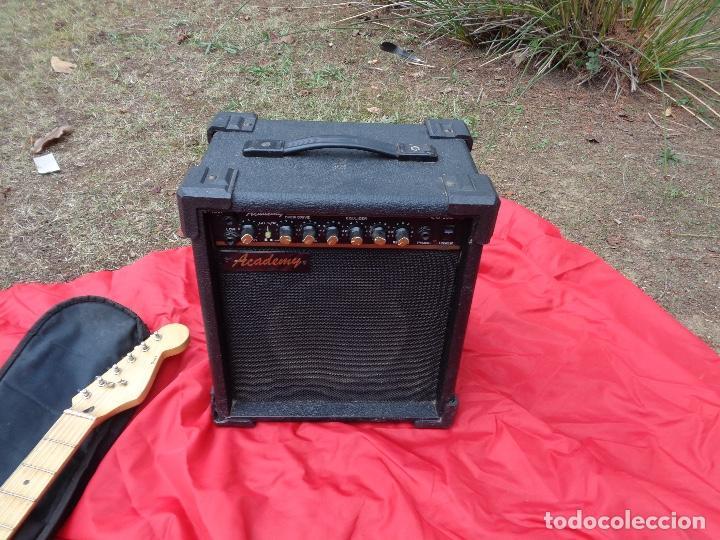 Antigüedades: guitarra eléctrica Fender - Foto 3 - 106079155