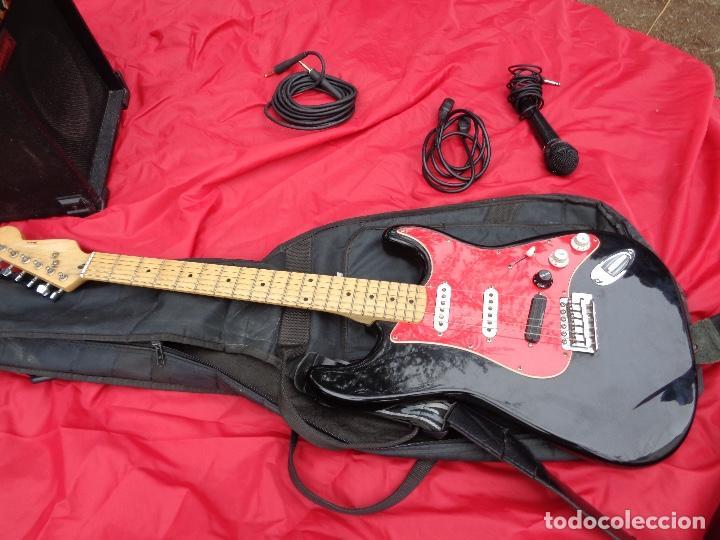 Antigüedades: guitarra eléctrica Fender - Foto 4 - 106079155